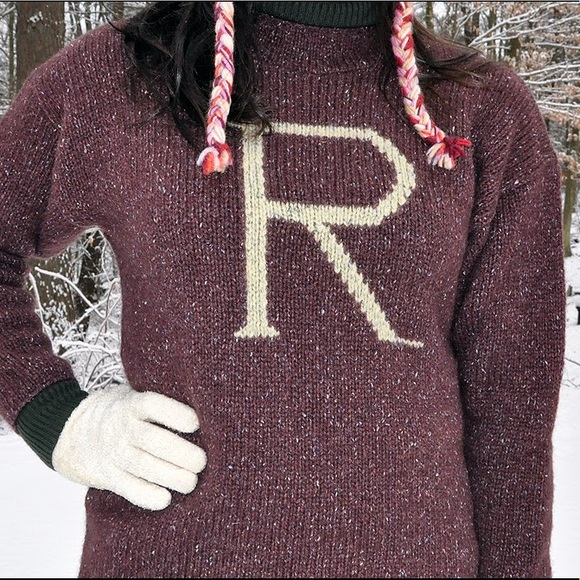 Harry Potter Sweaters Ron Weasley Sweater Poshmark